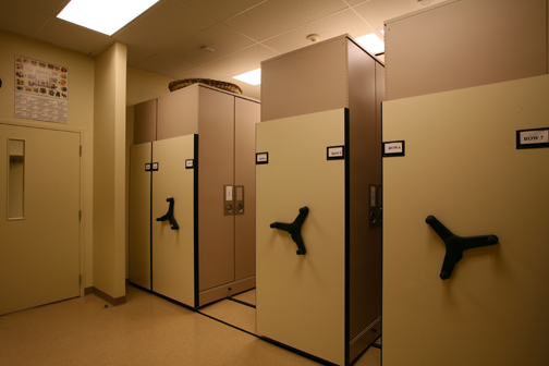 Secure Document Storage Facilities