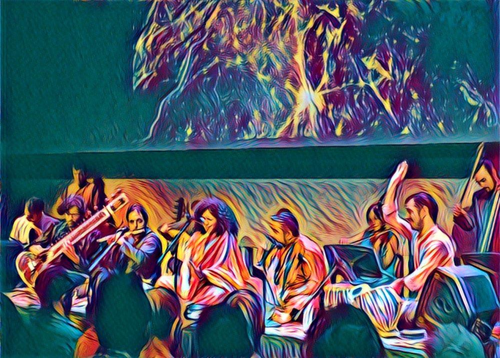 LIVE MUSIC BY BROOKLYN RAGA MASSIVE - Featuring:Women's Raga MassiveBRM's Tradition to InnovationIndian Classical SetsJam Session