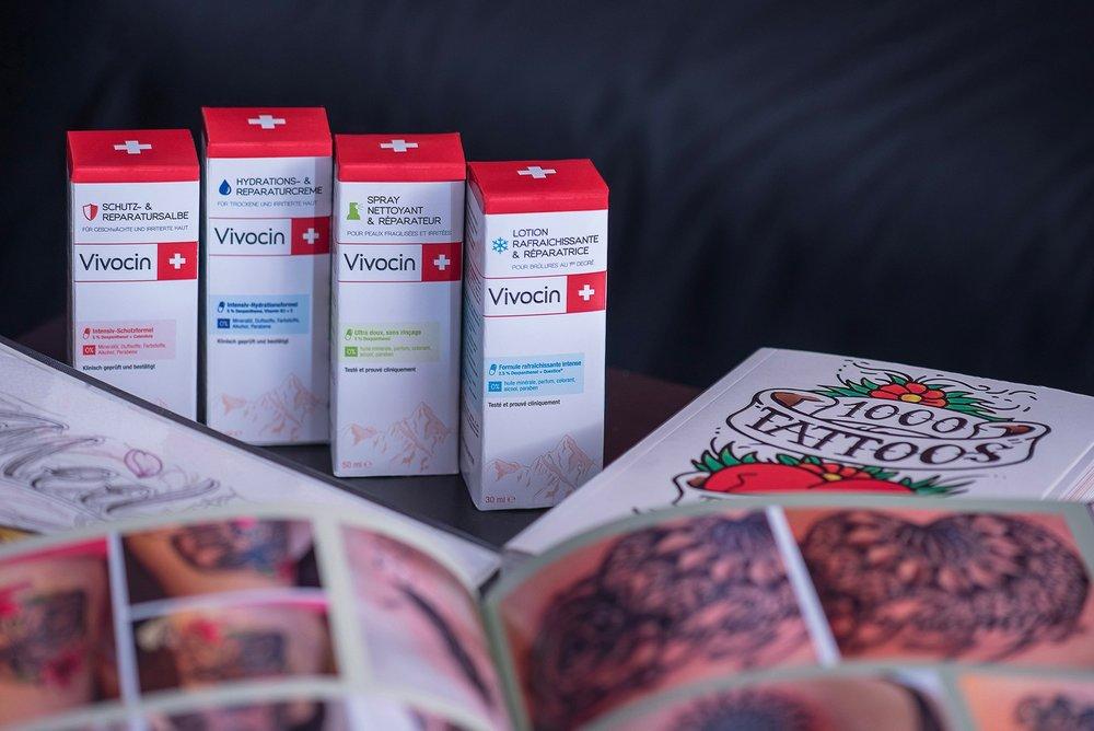 Vivocin® Aftercare -