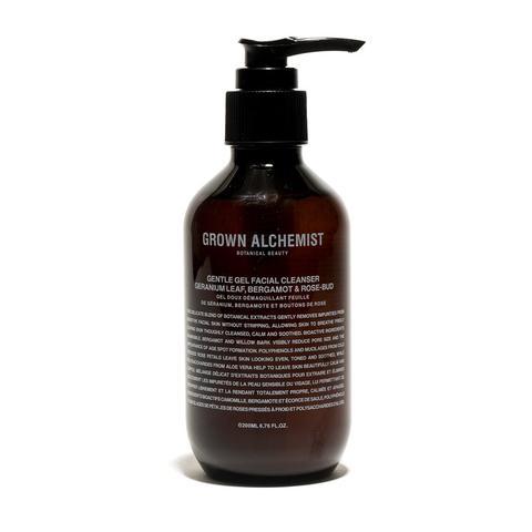 Grown Alchemist  Gentle Gel Cleanser with Geranium, Bergamot & Rosebud