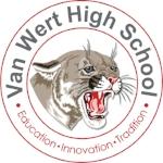Van Wert High School circle logo