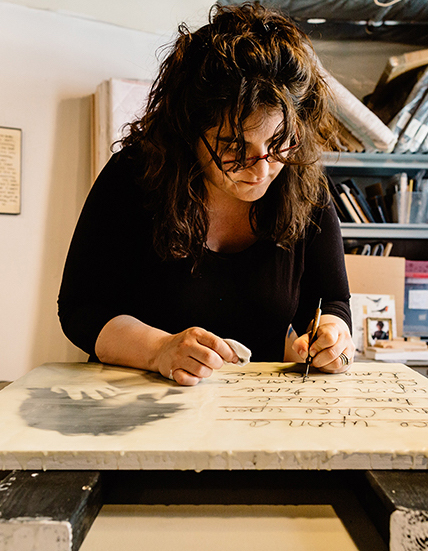Find Your Message: Branding & Marketing for Visual Artists - November 13, 1-6pm | Easthampton, MAJessica Burko is a Boston-based exhibiting artist, curator, and arts marketing professional. In this workshop, Jessica will help visual artists and craftspeople gain a better understanding of how to present their work, how to identify their target audience, and how to create a detailed marketing plan while building the confidence to implement it.On the day following the group workshop, selected artists will be invited to meet individually (for 30 minutes) with Jessica for an in-depth discussion of specific marketing questions and concerns, and to review their arts marketing strategies.