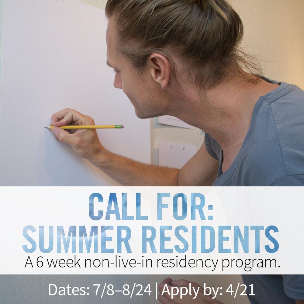 Gallery 263 Summer Residency Program.jpg