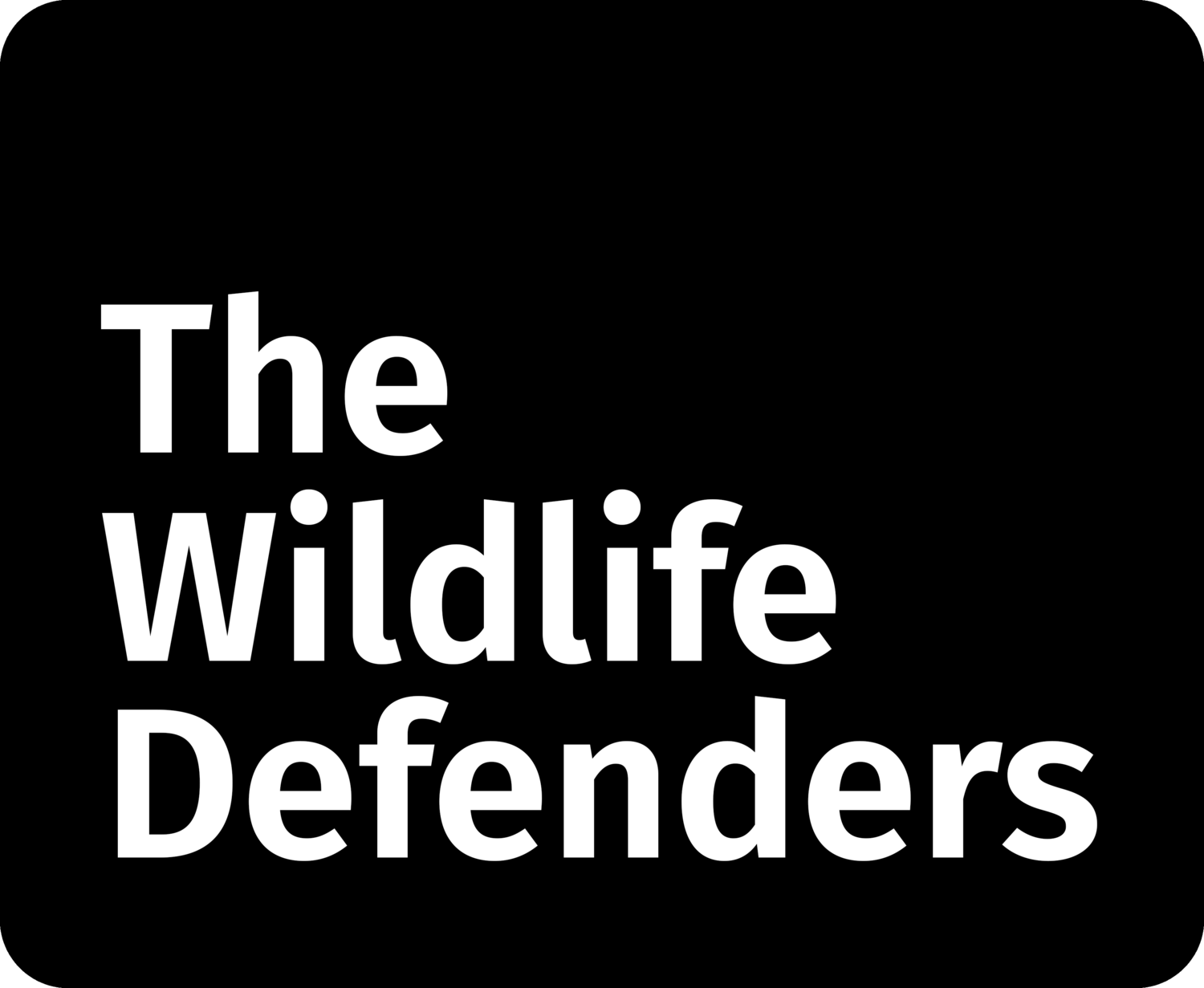 The Wildlife Defenders