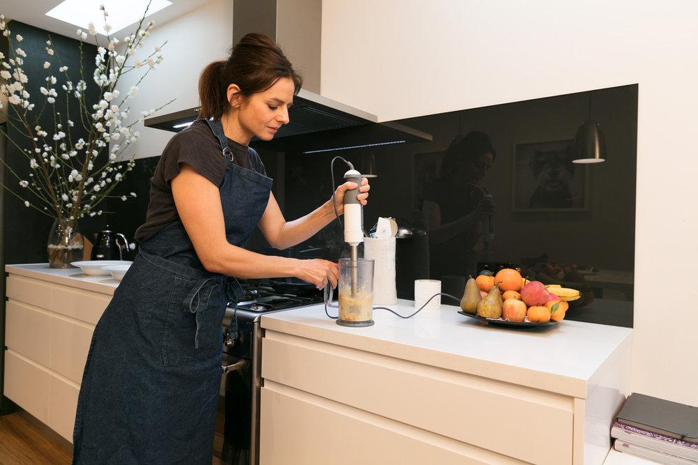 Healthy Cooking Series Caroline Brakewell