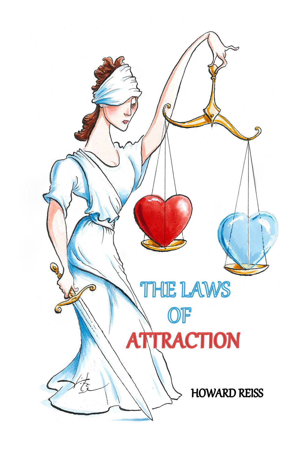 The Laws of Attraction  - Readers' Favorite gives The Laws of Attraction 5 stars! This is