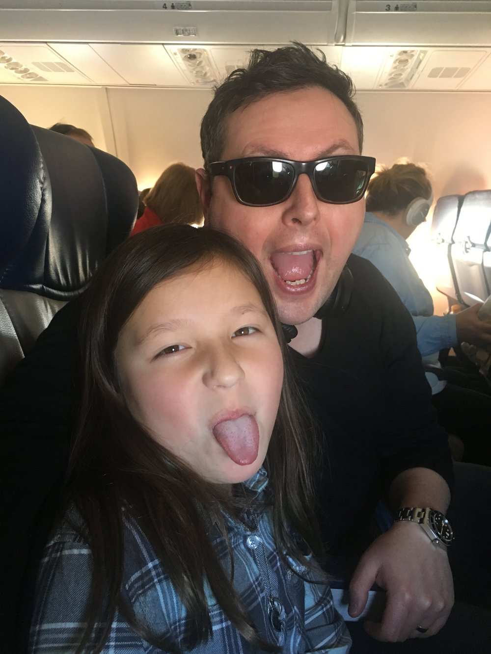 BOB AND EM ON PLANE.JPG