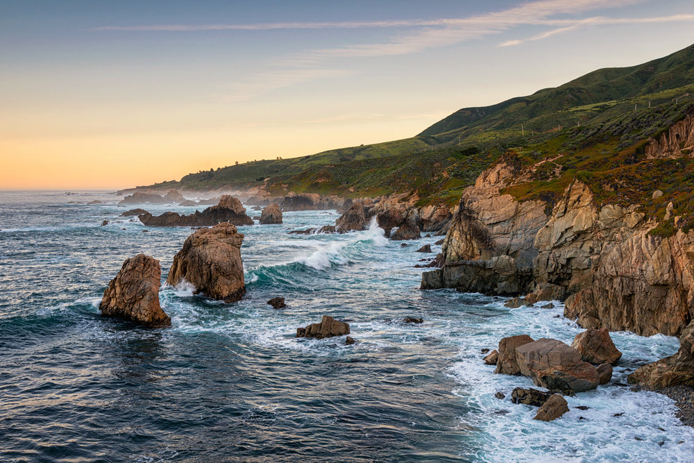 WAKING UP IN CALIFORNIA