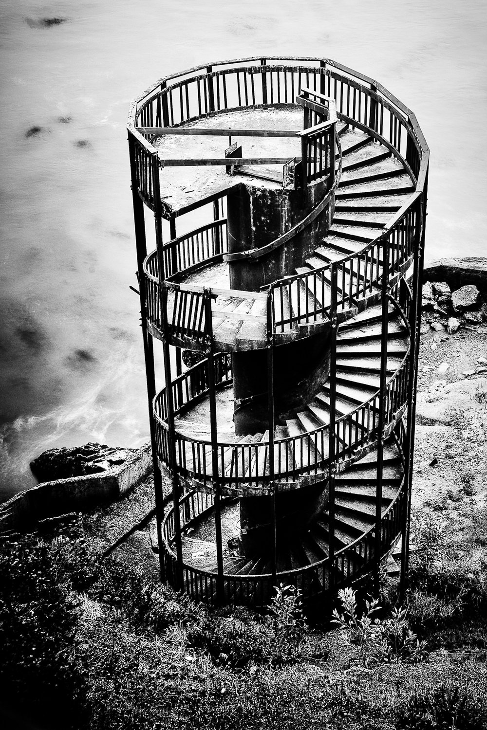 STAIRCASE TO NOWHERE