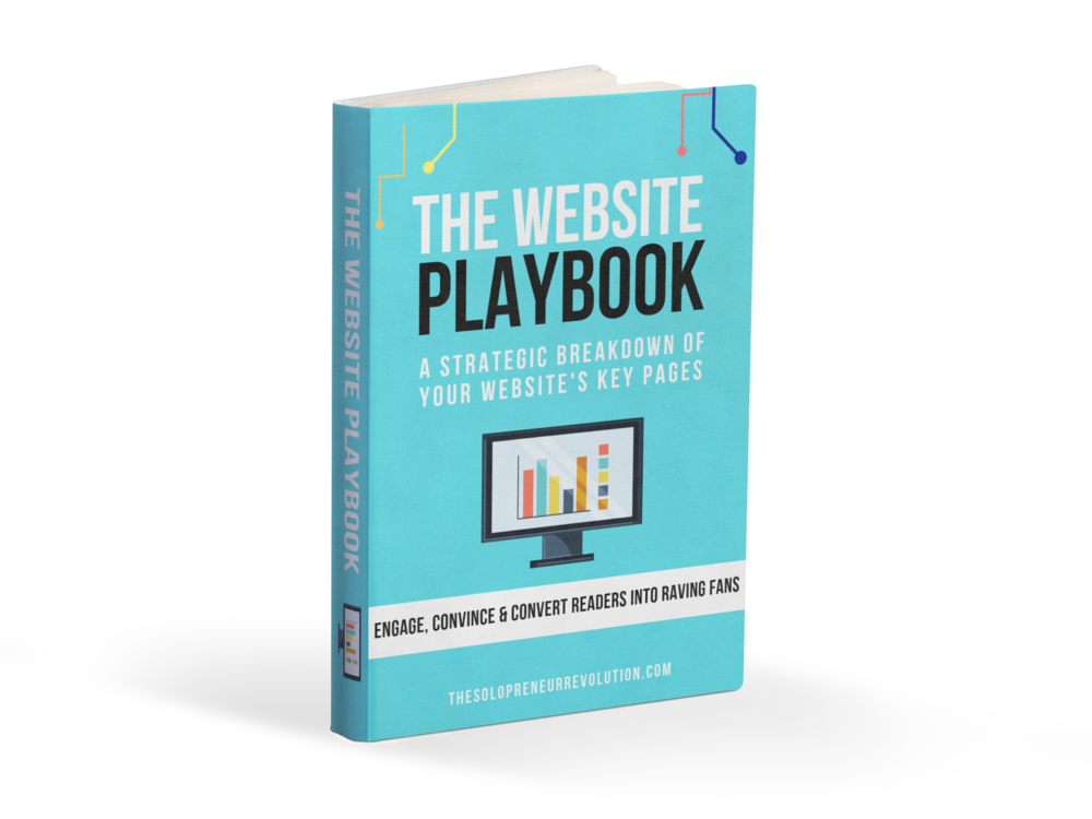 The Website Playbook: A strategic breakdown of your website's key pages to increase conversions