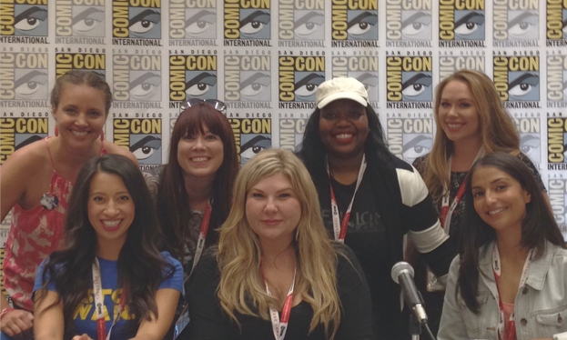 Panel:  All Shapes and Sizes , Convention:  Comic-Con International