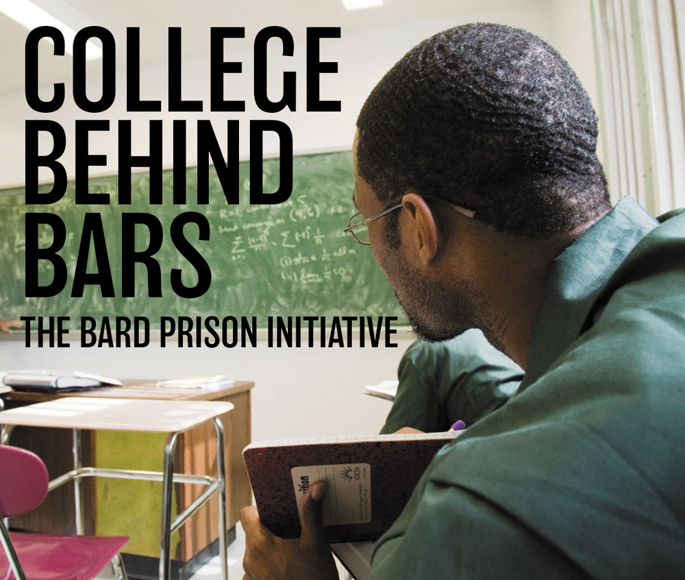 Learning Behind Bars >> College Behind Bars Perspective