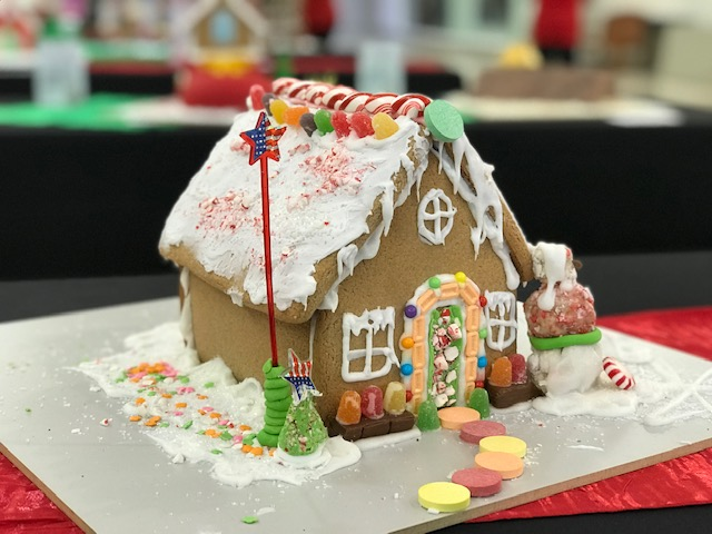 Holiday House for the House - Group Youth Division     Created by: Ronald McDonald House Families