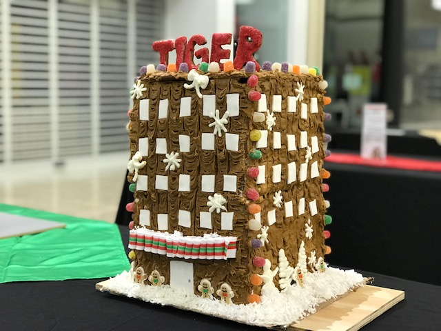 For the Love of Gingerbread - Group Adult Division     Created by: Sigma Sigma Sigma