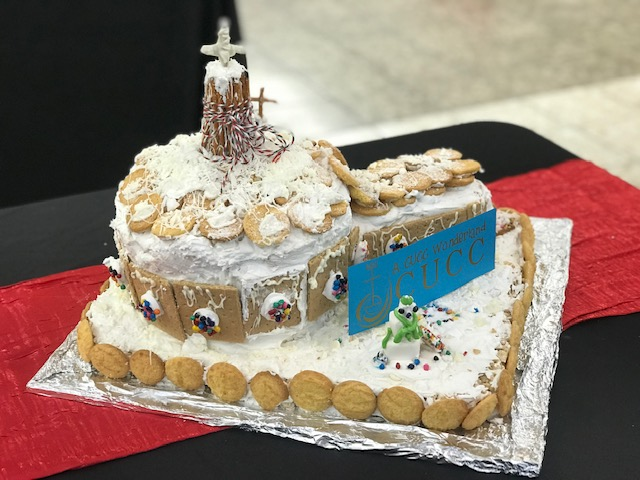A CUCC Wonderland - Group Adult Division     Created by: Columbia United Church of Christ Middle School
