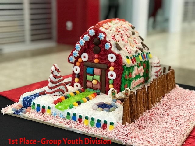 DuCharme Family - Group Youth Division     Created by: Lily and Charlie DuCharme
