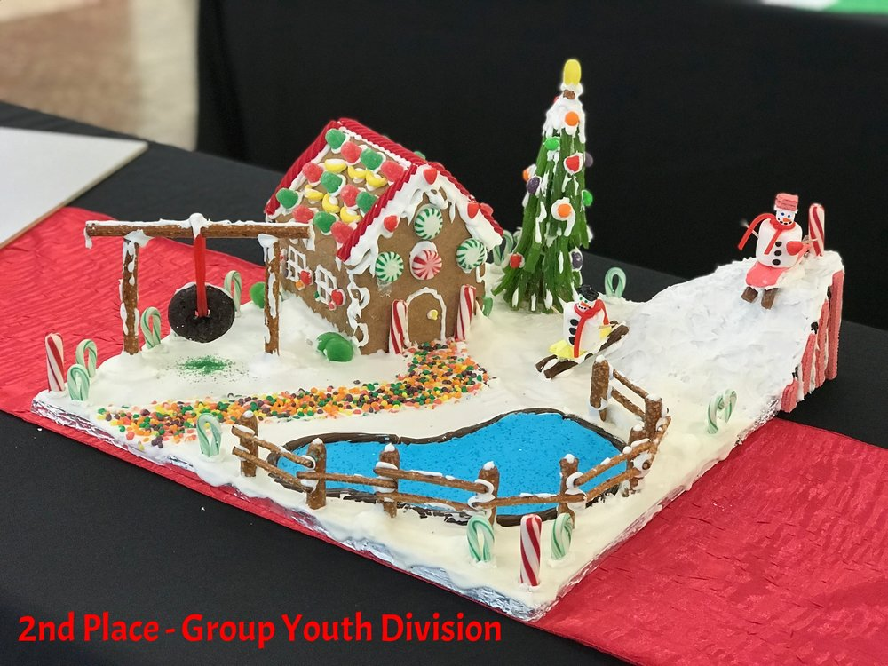 Snowman's Dream - Group Youth Division     Created by: The Buckman Family