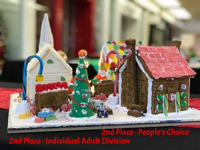 A Train Runs Through It - Individual Adult Division     Created by: Shari Freyermuth