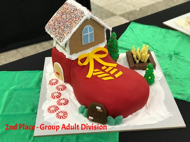 Ronald's Retirement Villa - Group Adult Division     Created by: Cassie Gray, Terri Gray and Gertrude Vieth