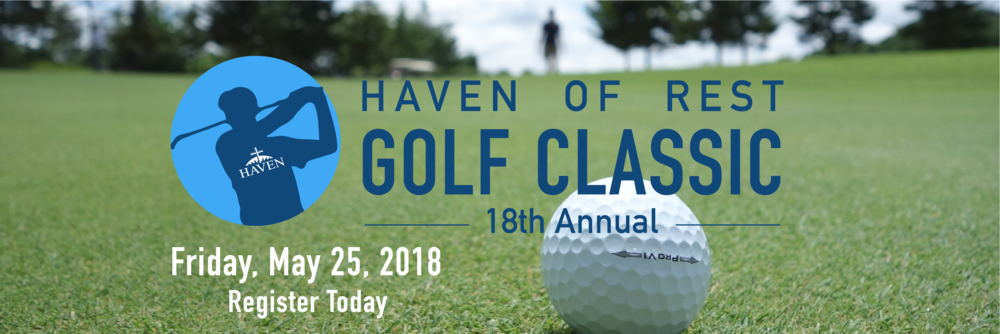 This year's Golf Classic is underway! Mark your calendar for Friday,May 25th and join us as we raise support for the Men's Training Center!