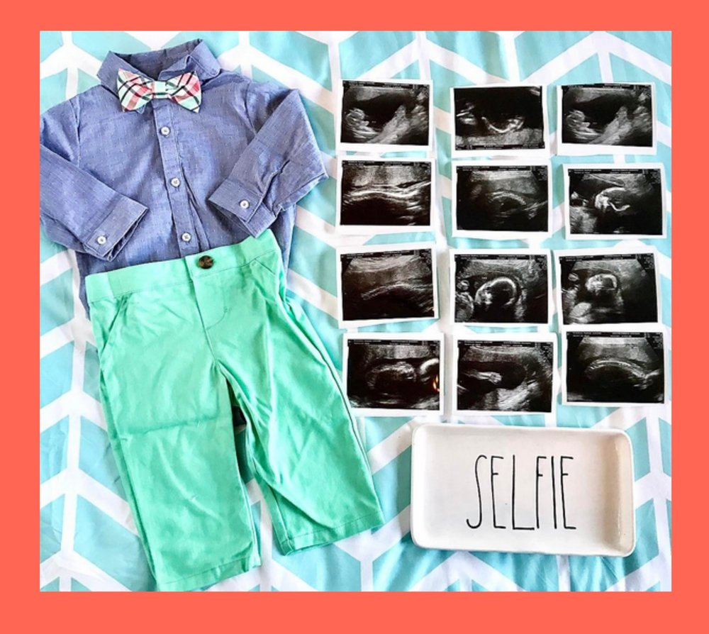 BABIES & BOW TIES - With our baby boy arriving soon in July I've been obsessed with buying cute outfits at Target: from bow ties to blazers, this blogger baby is going to be the most stylish kid on Instagram! Shopping has never been more fun!