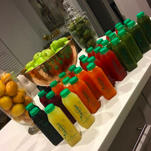 Squeezed Online - Jala' for this juice company! I've been on a juice kick lately and have been loving the convenience of this company. Pro tip- try the jalapeño version!