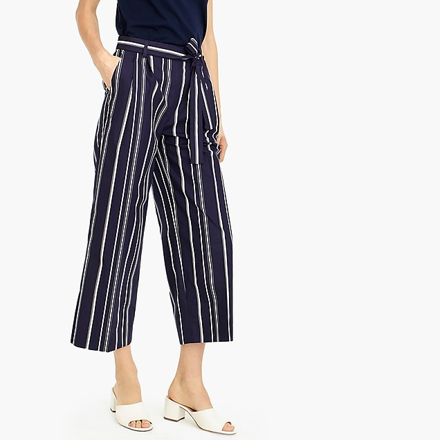 wide leg pants - I recently tried out the cropped wide leg pant trend…now I own 5 pairs. Too culotte for the summer. 👖🙌🏻