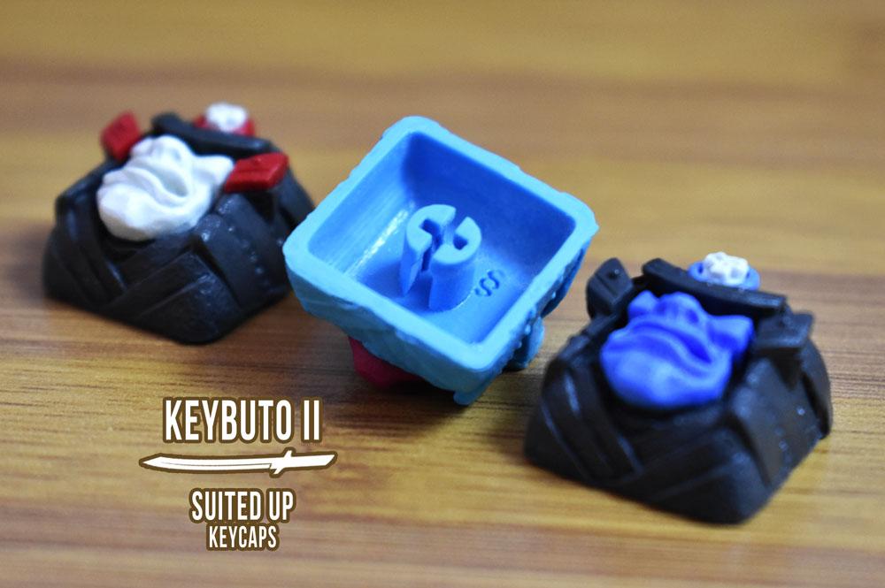 Keybutto II TMX
