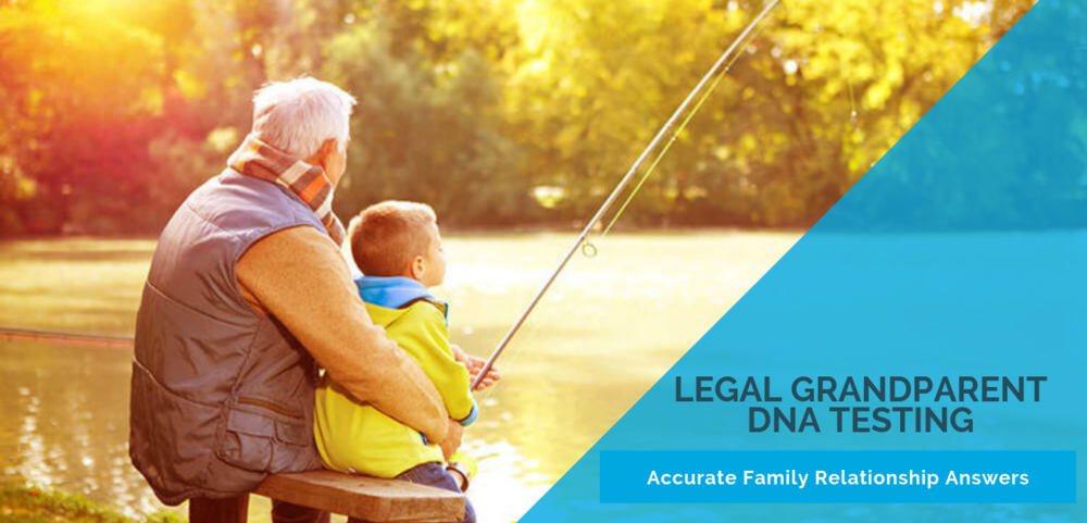 Court ordered grandparentage DNA testing