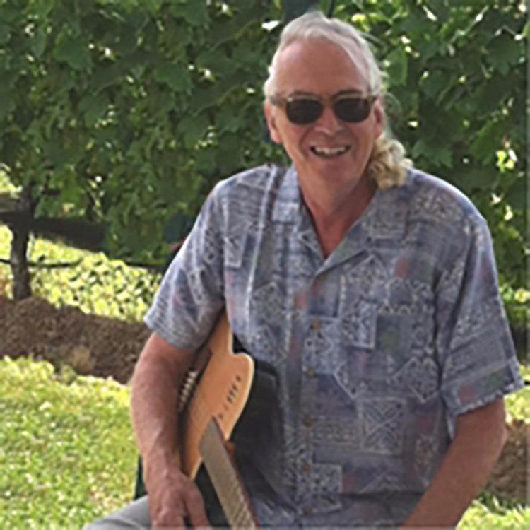 FISHERMAN'S SON - Marty Attridge