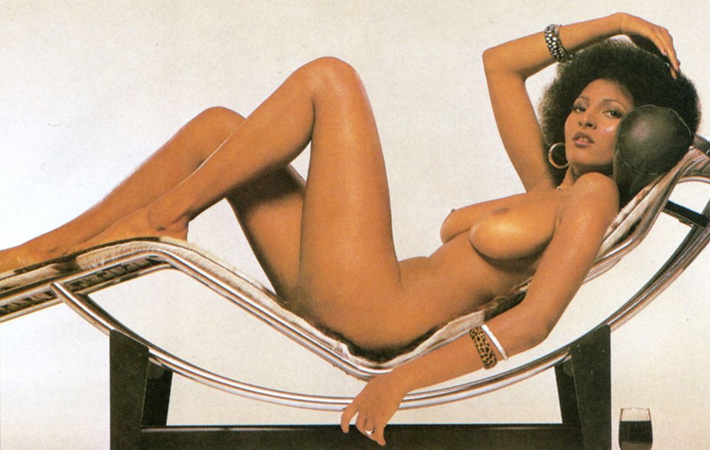 Pam Grier - If you told me you didn't think she was hot, I'd absolutely believe you're lying.Anyway,Pamela Suzette Grier is an American actress. She became known in the early 1970s for starring in a string of women in prison and blaxploitation films like The Big Bird Cage, Coffy, Foxy Brown and Sheba Baby.