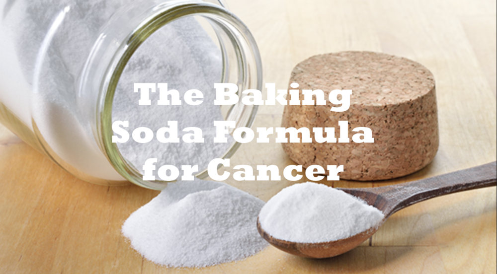 The Baking Soda Formula for Cancer