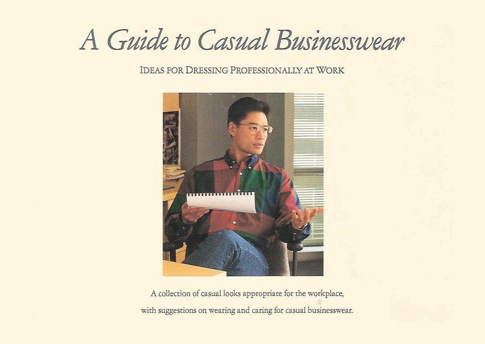 Levi's - La Guida per vestirsi casual a lavoro