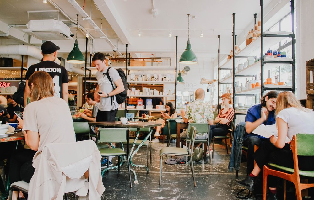 Barber and Parlour - East London