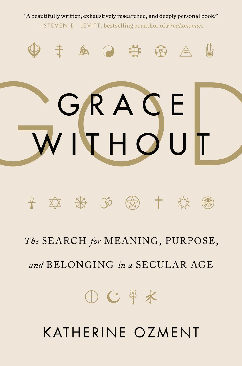 Grace without god book cover