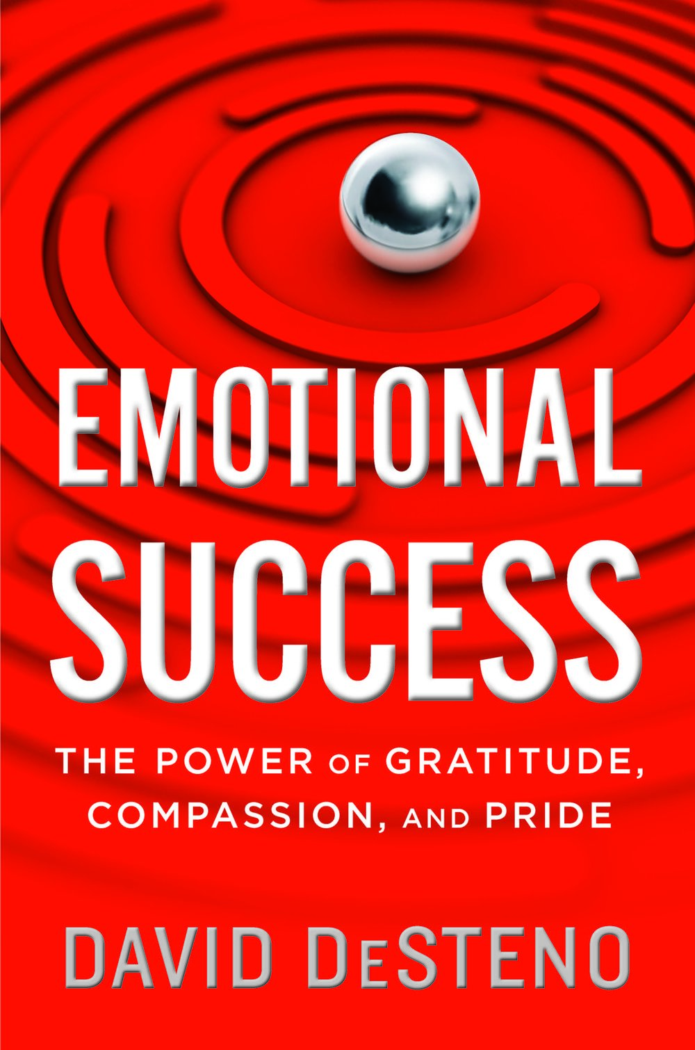 emotional success book cover
