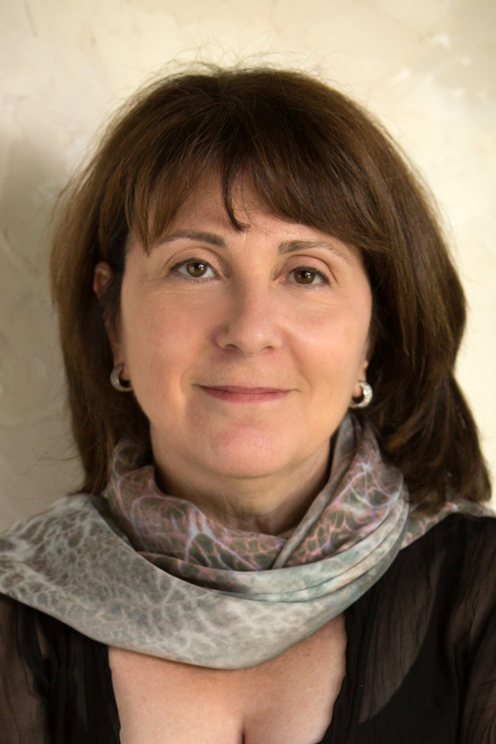 author Lisa Feldman Barrett