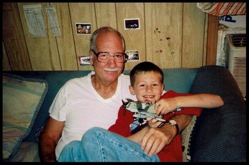 Bobby w:grandson.jpg
