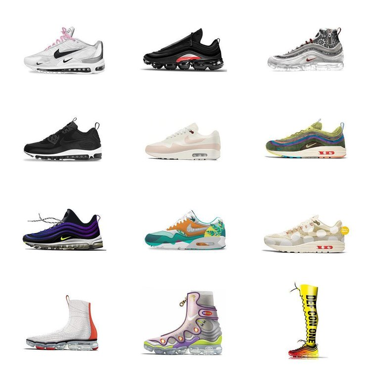 Sean Wotherspoon x Nike Air Max 97 1