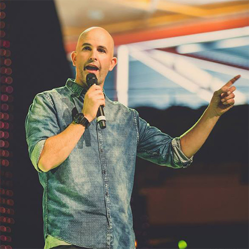 PastorSam Monk - Pastor Sam Monk is the visionary leader of Equippers Churches, he is passionate about seeing a generation mobilised into their world to be the revival. He is married to Kathy and they have three delightful daughters. Sam has been leading Equippers Church since 2000.