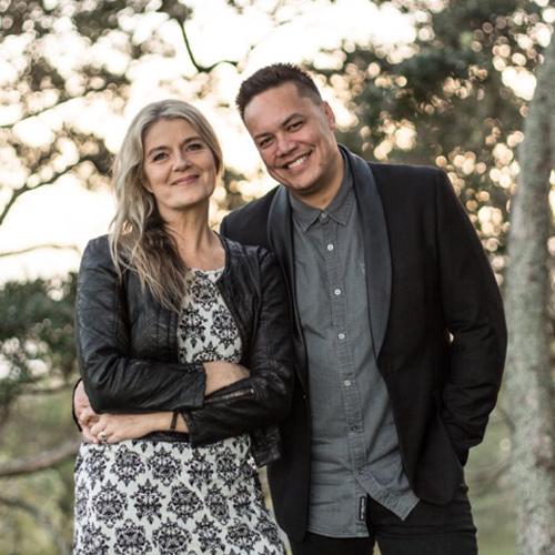 PastorS Wayne & Libby HUIRUA -