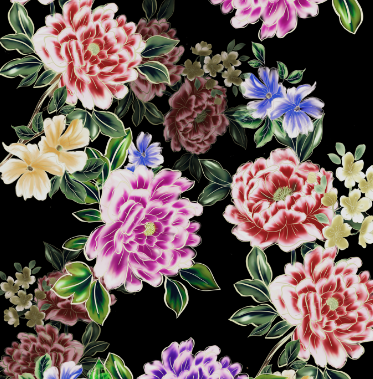 FLORAL PATTERN - GO TO THE COLLECTION