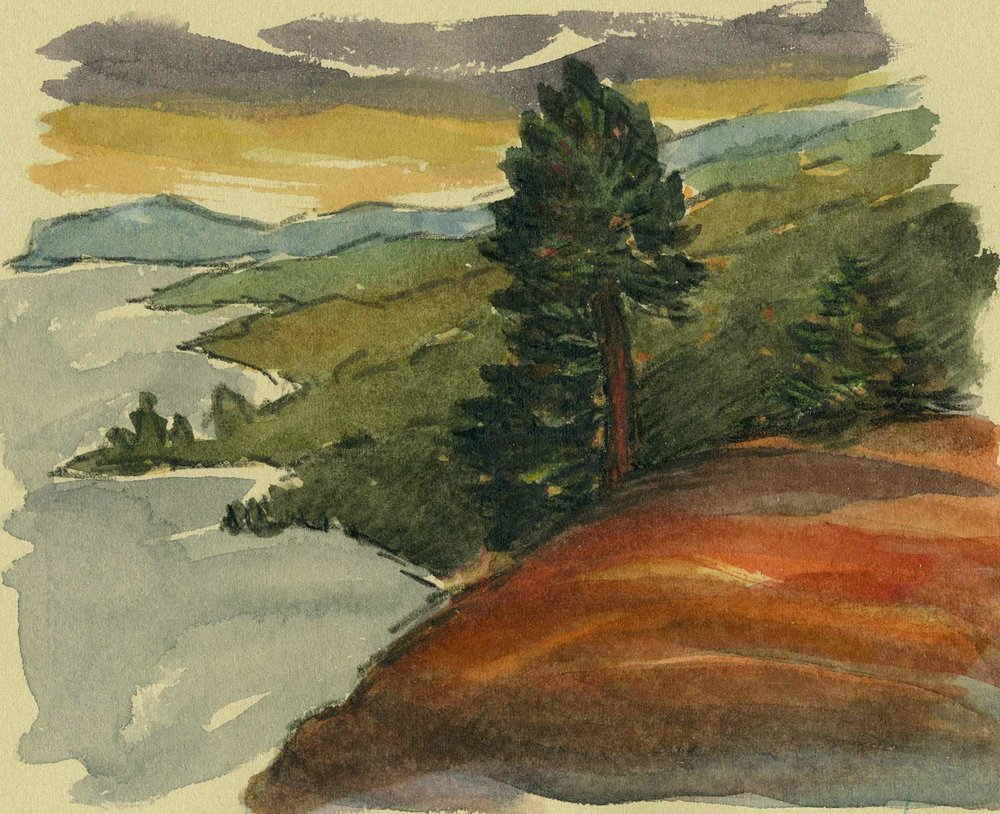 After the Storm, Tettegouche