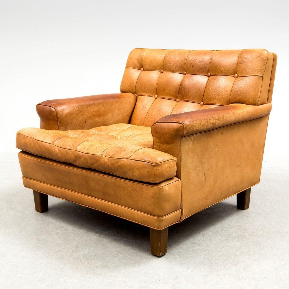 U0027Mexicou0027 Easy Chair By Arne Norell. U0027