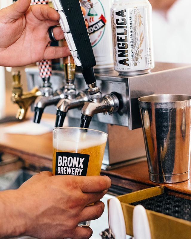 Let us pour you a cold one 🍺
