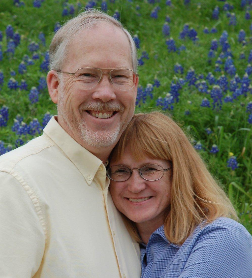 NELSON, Paul & Anita    Texas, USA