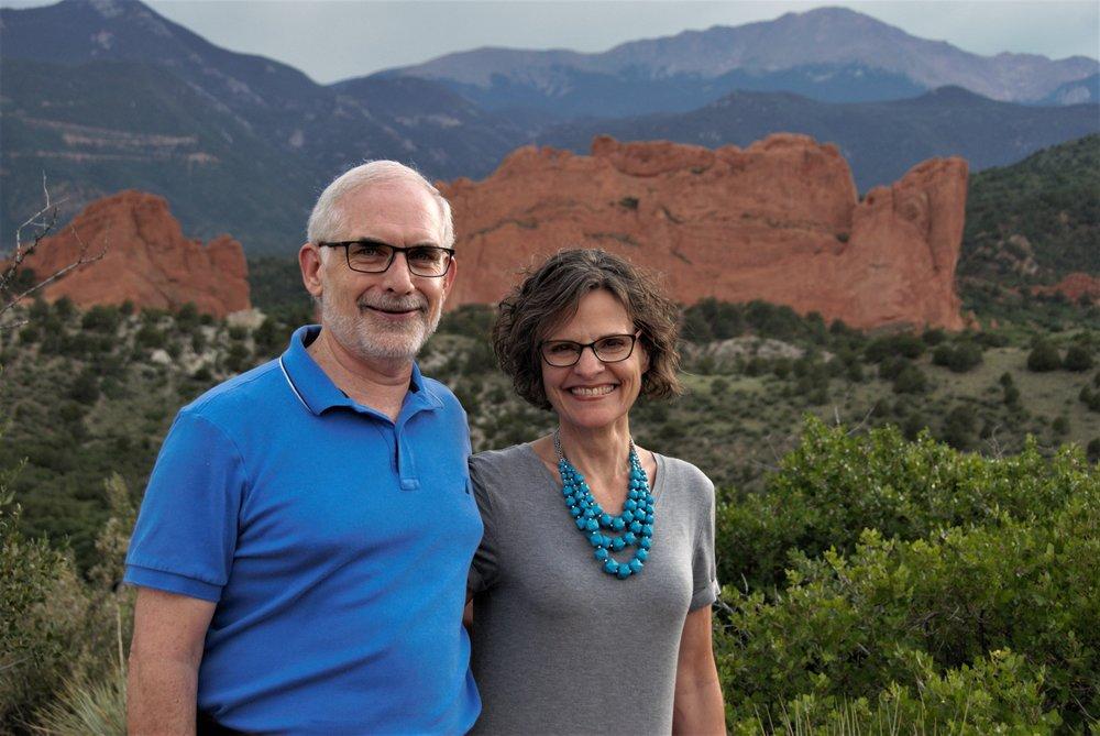 MORRELL, Paul & Jenifer    Colorado, USA