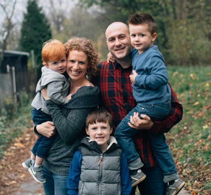 EVANS, Kyle & Amy    Czech Republic