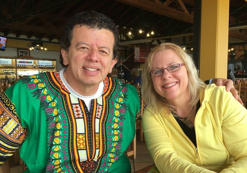 VASQUEZ, Tony & Brenda    Latin America