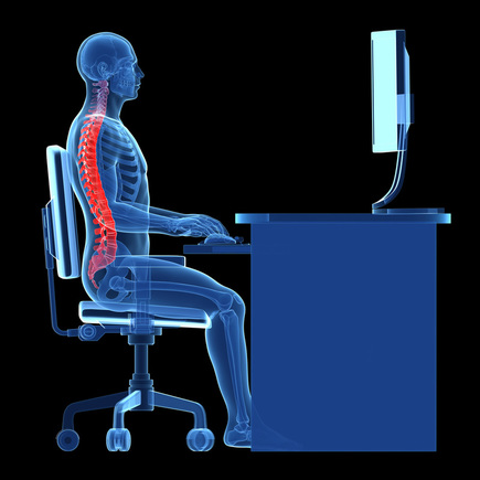 Work/Posture Correction